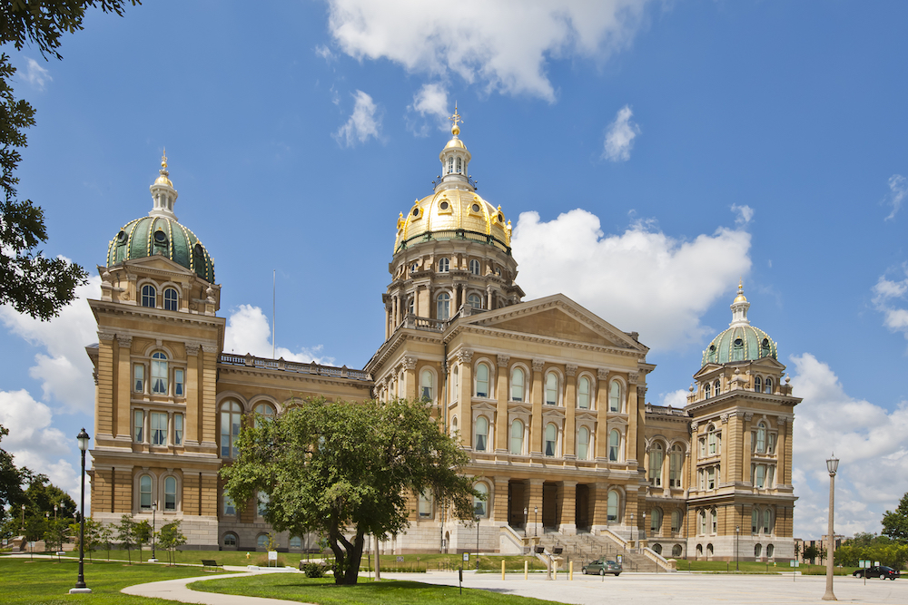 Changes Could be Coming for Iowa Lien and Bond Law